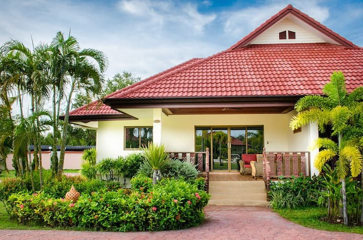 House J16, Thailand dream Village