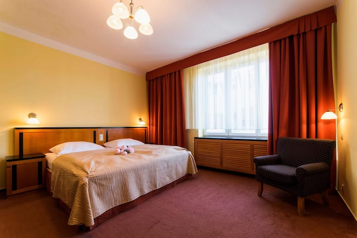 Double room Pension Homer