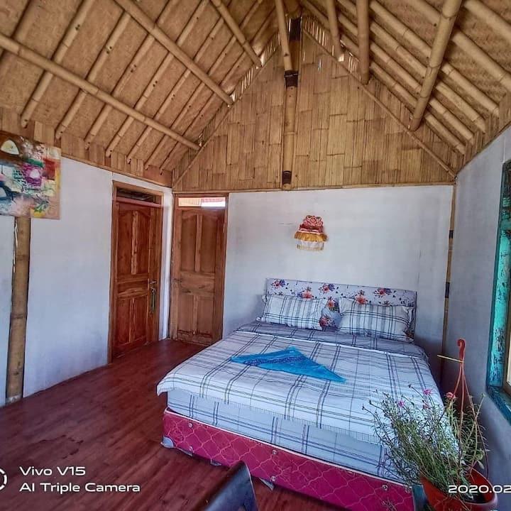 Bamboo house Kuta