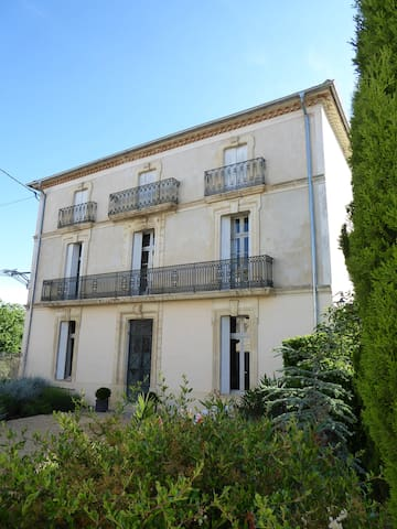 Traditional Maison de Maître with pool and garden - Lieuran-lès-Béziers