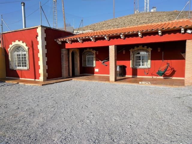 Casa - Cueva en Villanueva de las Torres - Villanueva de las Torres - Casa cova