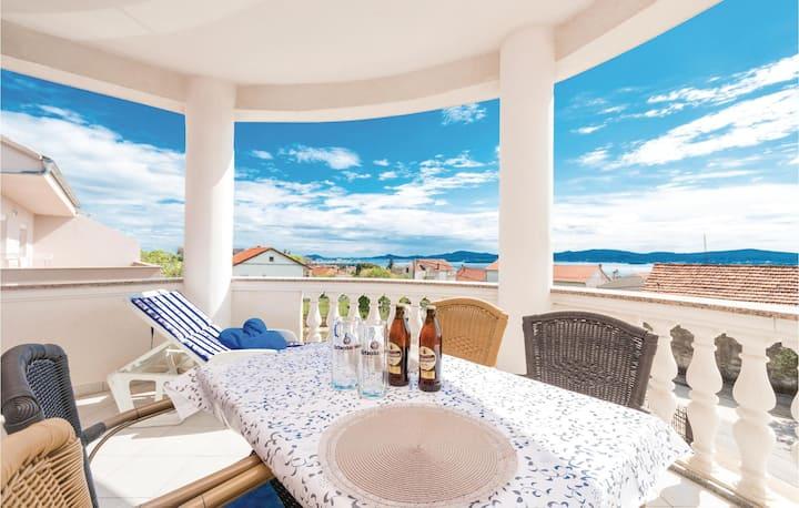 Holiday apartment with 1 bedroom on 50m² in Sveti Filip i Jakov