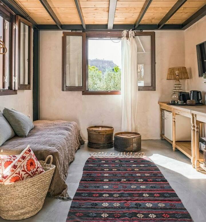 ☀ Lindos - Loft Suite - Acropolis view