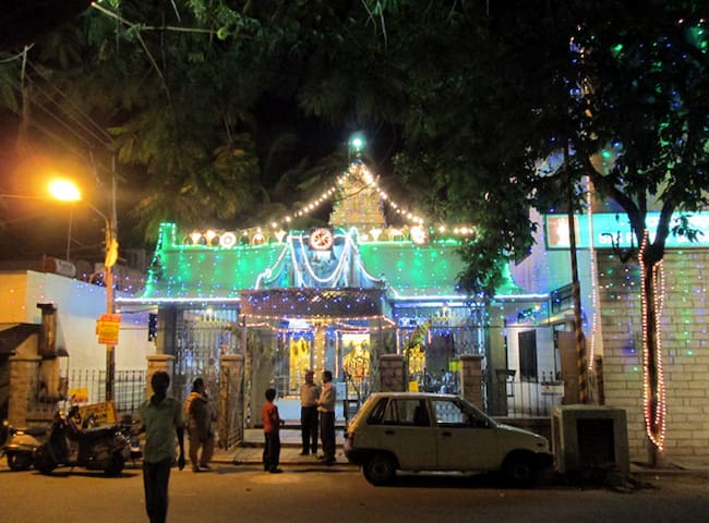 Classic House in Malleshwaram Old Bangalore Town!!