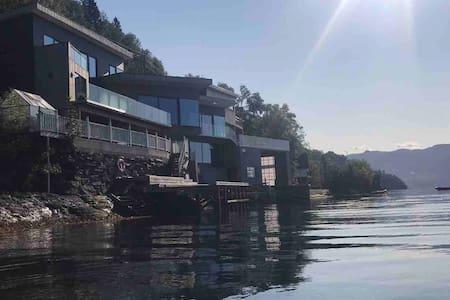Studio in the Hardangerfjord