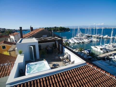 Good life, luxury apartments in Preko
