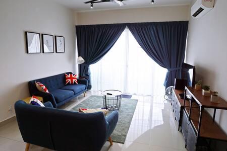 [Sphere Home] New 3Bedrooms Condo@Prima Damansara