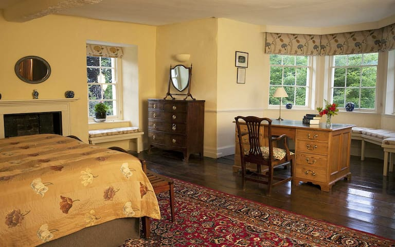 Super Manor House Bed & Breakfast 2 - Powys - Hus