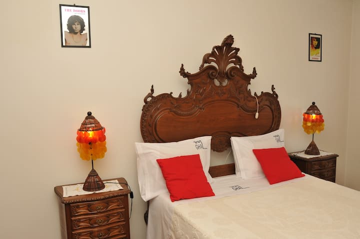 Quarto Duplo Standard GuestHouseArcela