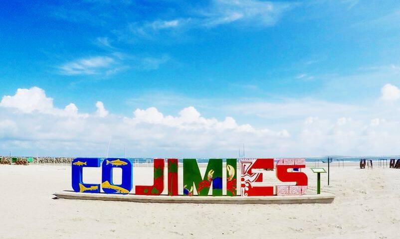 Ven visita las hermosas Playas de Cojimíes