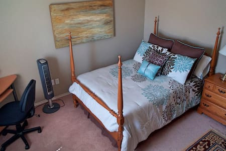 Spacious, clean, comfortable rooms! - Fort Worth - Casa