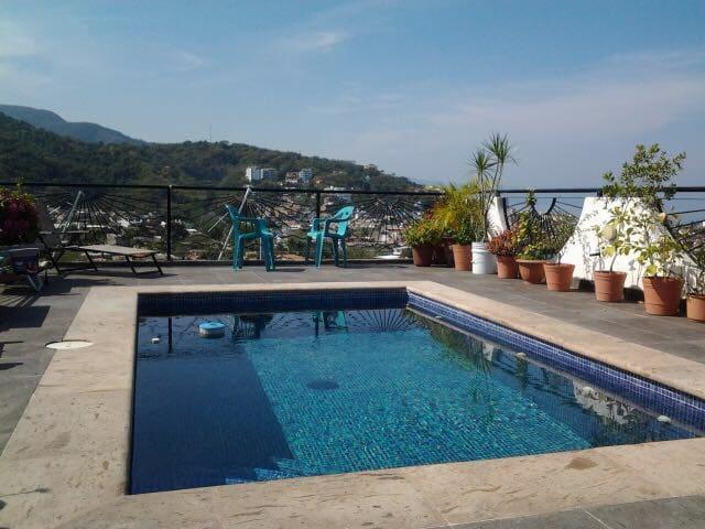Casa Panorama Puerto Vallarta - Puerto Vallarta  - Leilighet