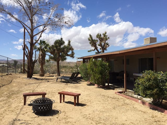 Rambler's Desert Retreat