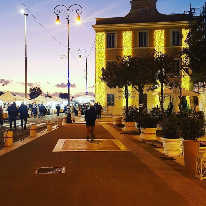 """La Dimora del Borgo """"Suite Home"""" Fiumicino"""