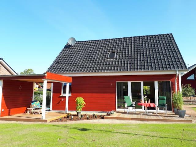 Schwedenhaus am Alfsee