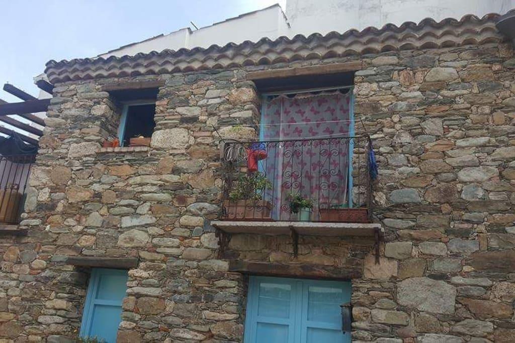 Casa caratteristica Sarda in Pietra