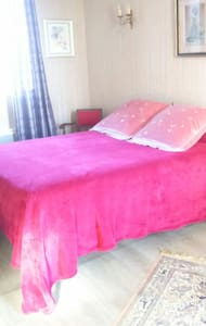 Chambre aux 2 fenêtres - Bed & Breakfast