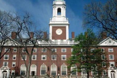 NEAR HARVARD BUSINESS SCHOOL WITH MEMORY BED 2