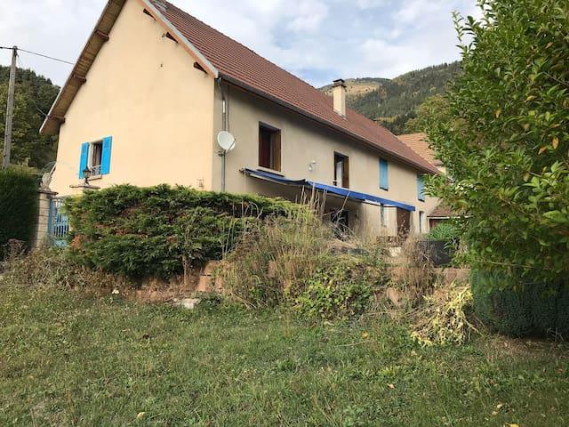 La maison du Sautaret