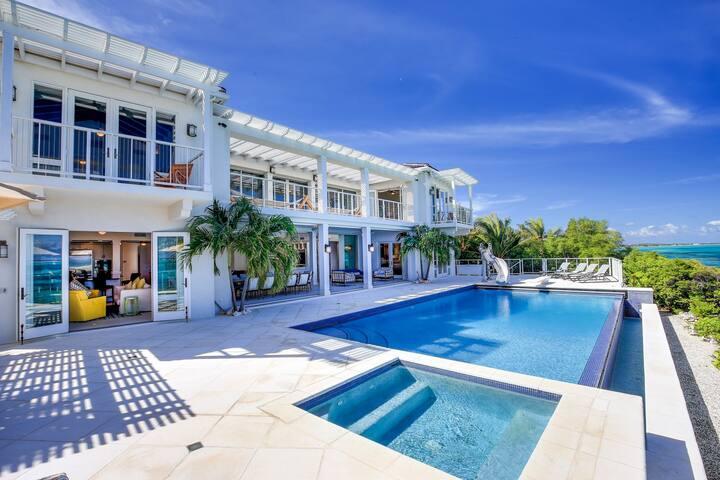 Azure Villa at The Villas At Blue Mountain - Providenciales - Villa