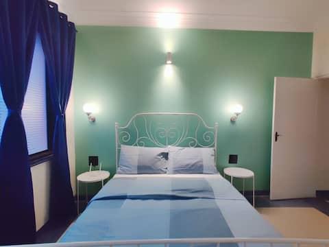 Nirvana Abode - F2 - Luxurious 1BHK - Benaulim Goa