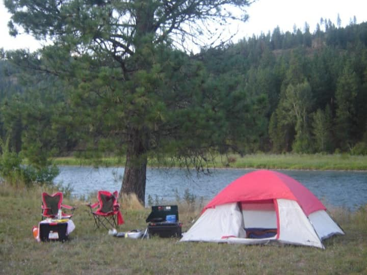 Camping Gear for Two - a Montana Adventure!