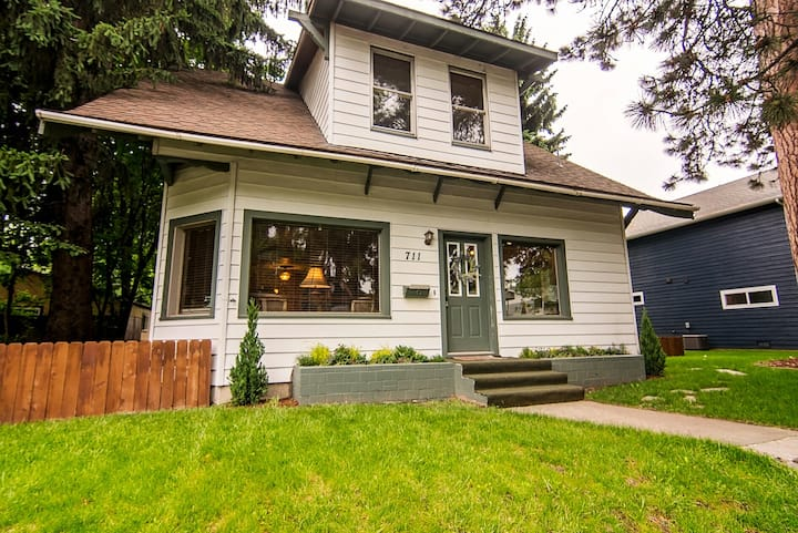 Charming Home in Downtown Coeur d'Alene!