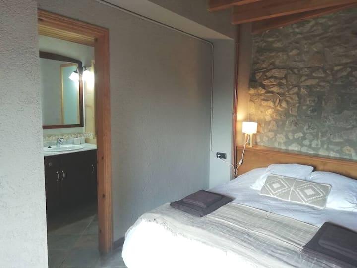 Habitació doble amb terrassa - Viliella