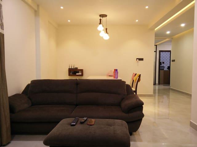 Amrutha Value Apartment