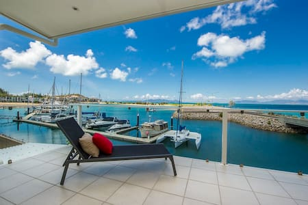 Waterfront Luxury Magnetic Island - 奈利湾(Nelly Bay) - 公寓