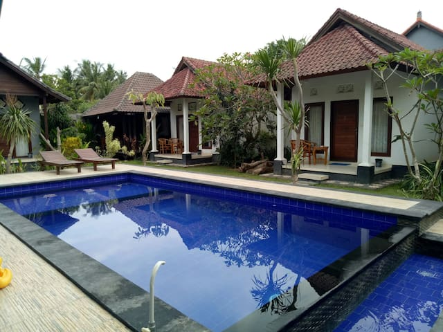 Radya Confortable homestay w/ac