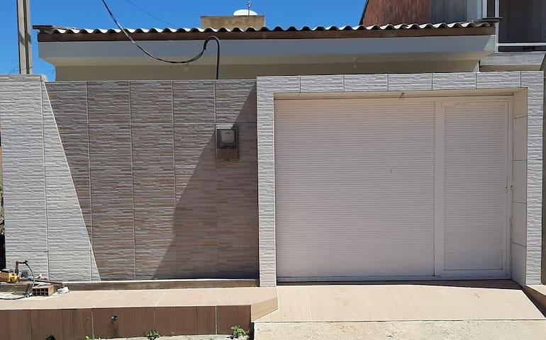 Casa por temporada em São Miguel dos Milagres