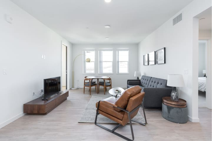 Glorious 2A Livermore Apt with Luxury Setup!