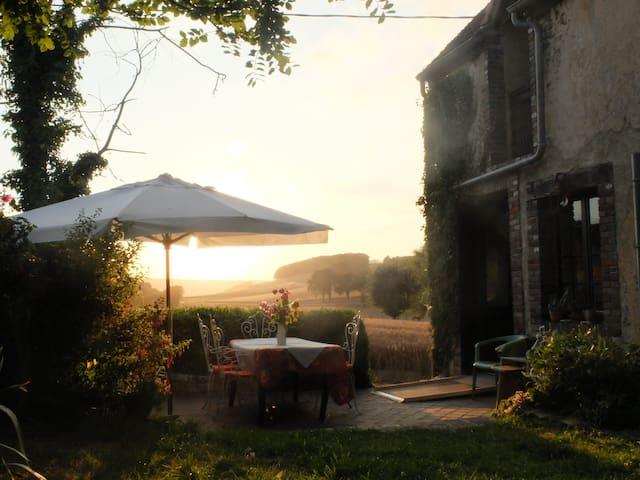 Les grandes vallées - Aix-en-Othe - Casa