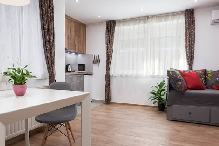 Cosy Apartment with Parking (1), Centre of Zagreb