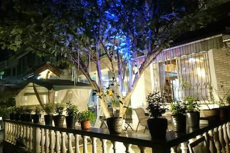樱桃小院  景区中的小别墅   闹中取静  空气清新(近灵隐寺) - Hangzhou - Villa