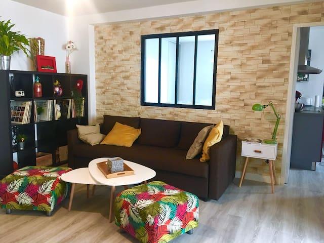 Appartement moderne aux portes de Biarritz