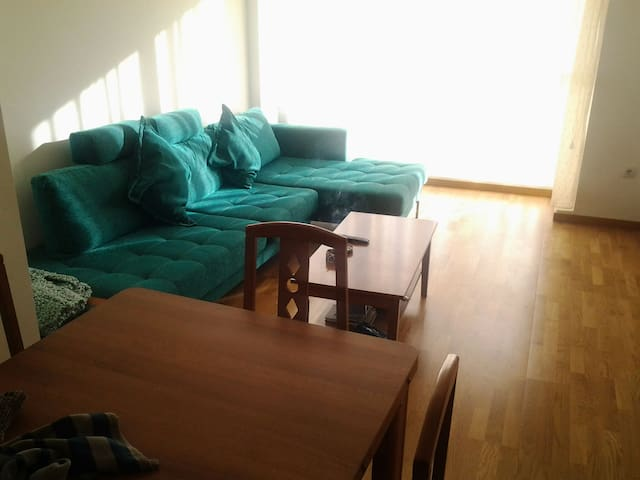Cantabria 2 habitaciones con parking y wifi - Pomaluengo - Appartement