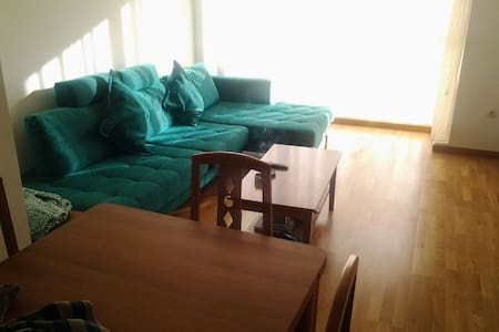 Cantabria 2 habitaciones con parking y wifi - Pomaluengo - Appartement