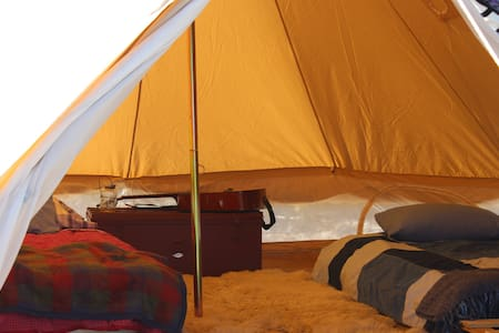 Glamping Tent #2 near Grand Canyon - Teltta