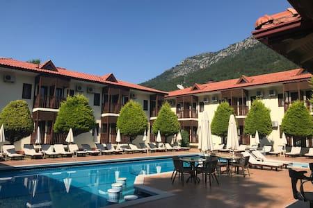 Hotel Oludeniz Triple Room