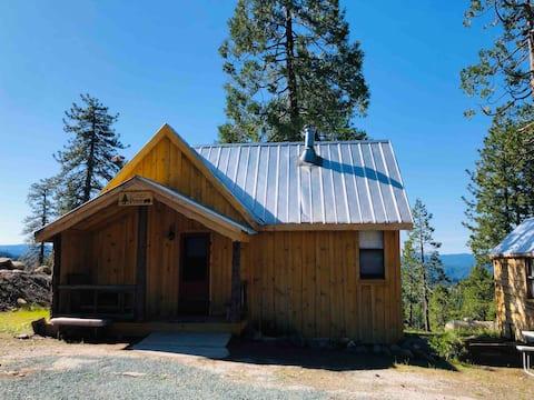 The Cozy Pine Cabin
