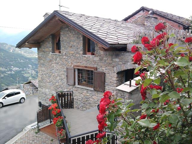 Casa panoramica Elly