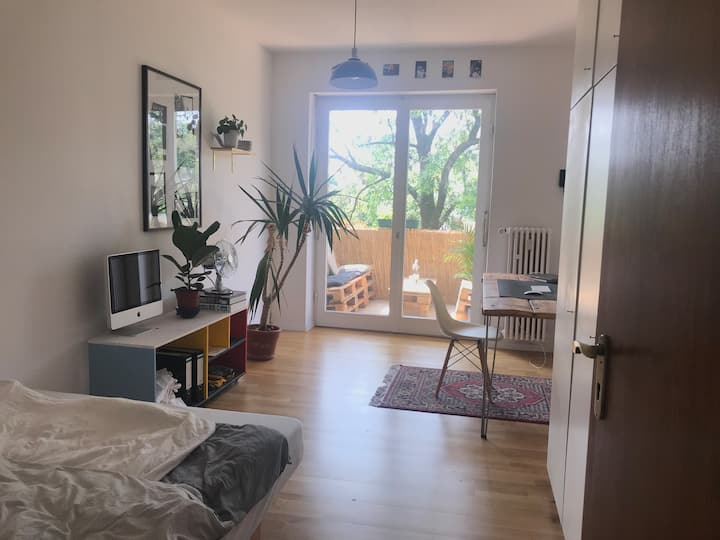 Cozy Room in the Heart of Munich