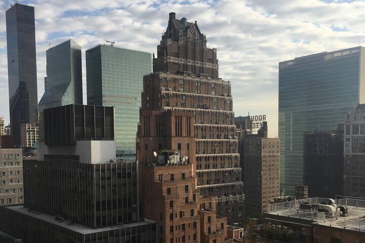 Stunning apartment in midtown Manhattan