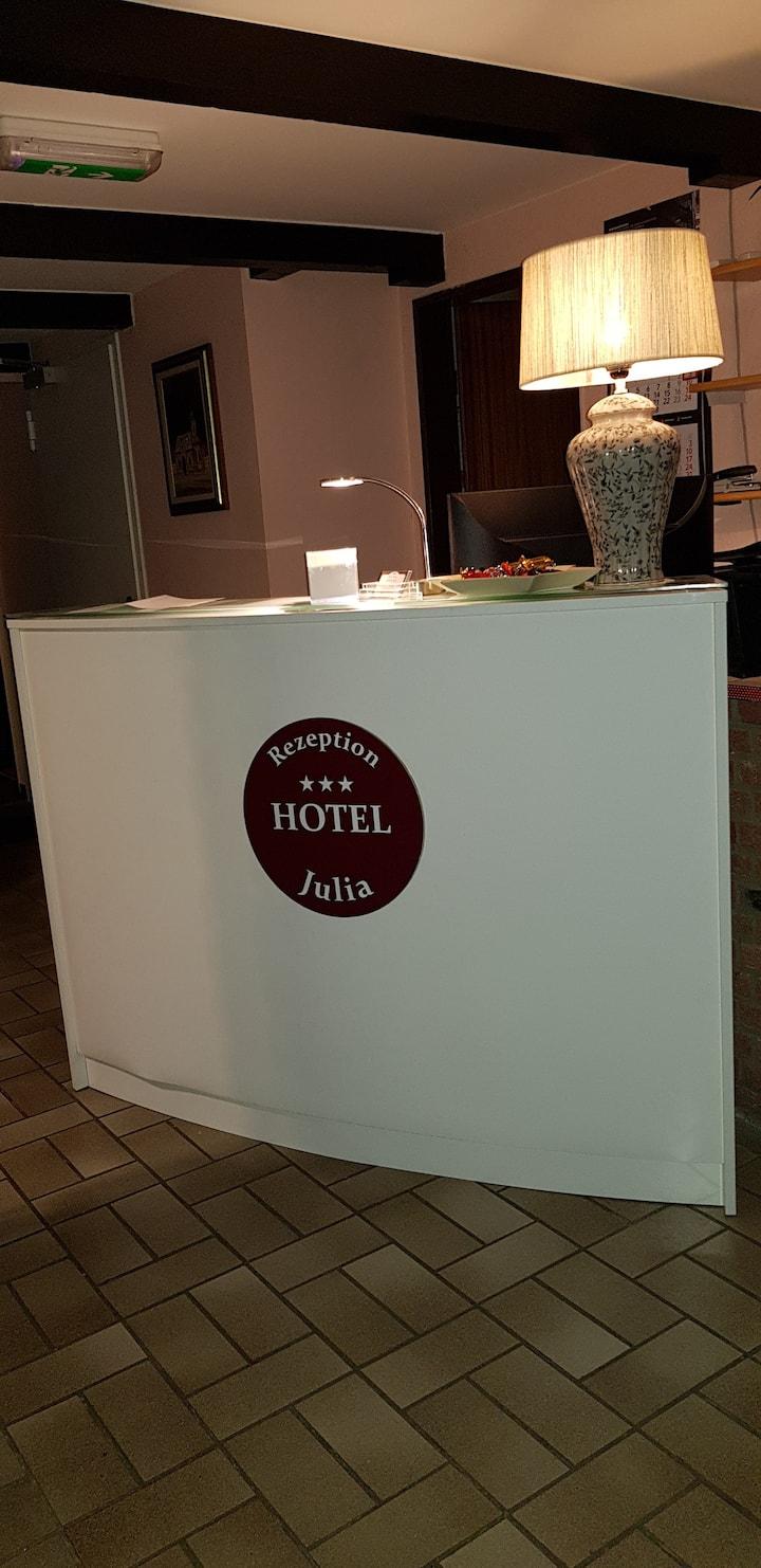 Garni Hotel-JULIA Linnich / Zuhause mit Aussicht