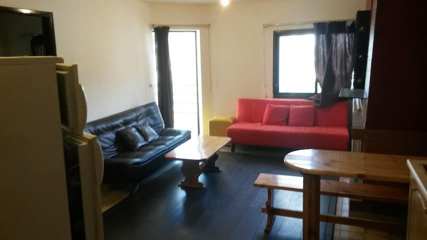 furnished 2 bdrs chalet in faraya - Beirut Governorate - Alpstuga