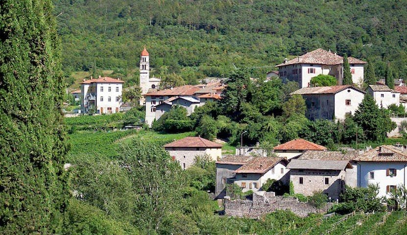 Appartamento Valle dei Laghi - Calavino - Appartement