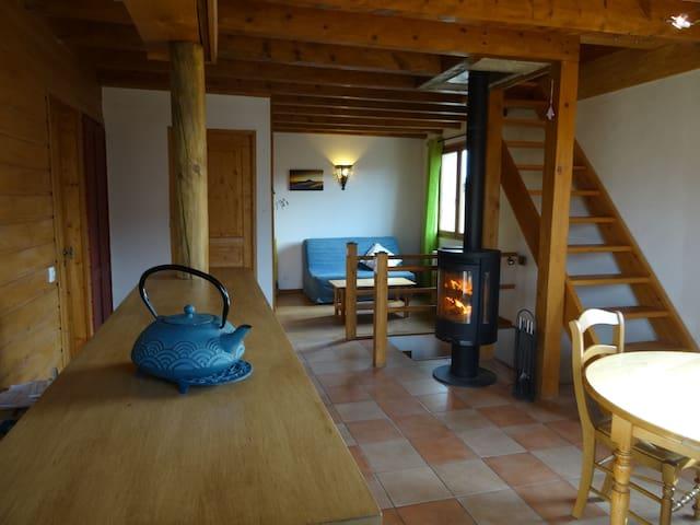 Coquette maison de montagne - Bolquère - Talo