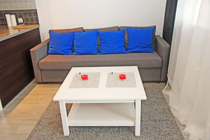 Goleniow Apartment 10 min from SZZ Airport